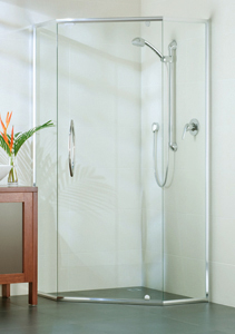 Evolution Shower Screen